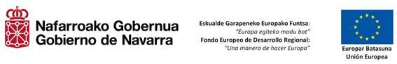 Subención Gobierno Navarra y Unión Europea
